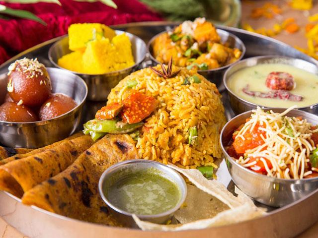 Indian cuisine- foodie reasons to visit india