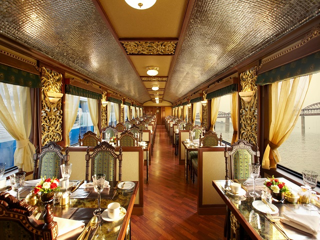 Luxury Trains in India- Best reasons to visit india