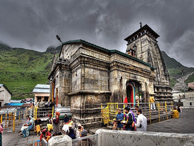 Kedarnath Temple Uttrakhand
