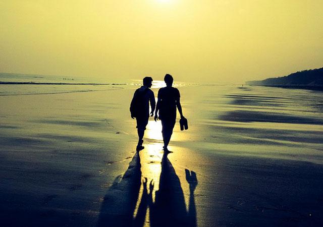 Maharashtra Beach