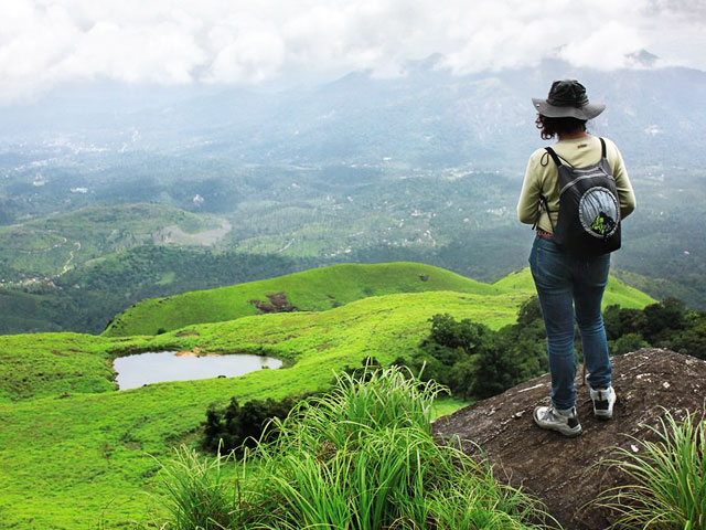 Hill Stations in South India- Chembra Peak in Wayanad in Kerala