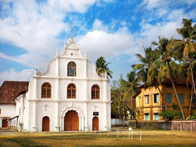 things to see in kerala- Historic Fort Kochi Kerala