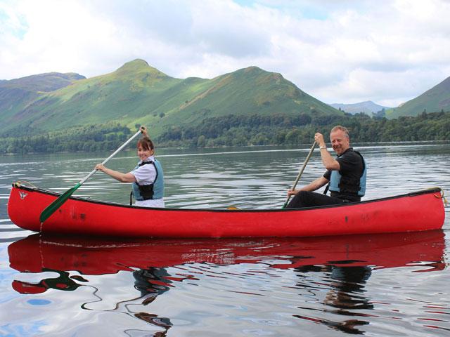 Ride a Canoe
