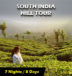 South India Hill-Tour