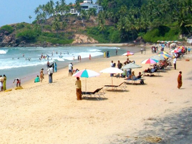 Things to do in Kerala- Kerala Varkala Beach Tour