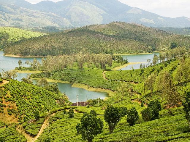 Yelagiri hill in South India in Tamil Nadu