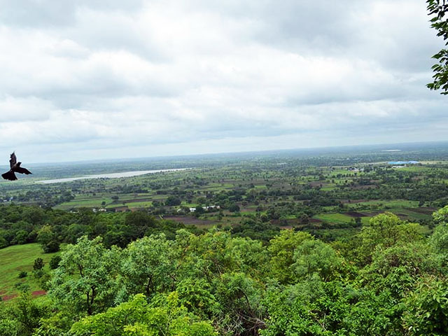 Ananthagiri Hills in Andhra Pradesh in South India