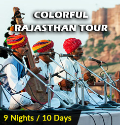 Colourful Rajasthan Tour