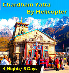 Jchardham yatra by helicopter