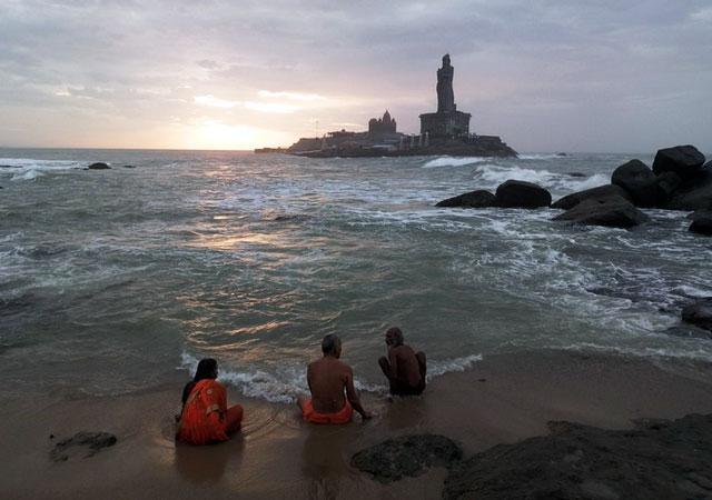 Tamil Nadu Beach