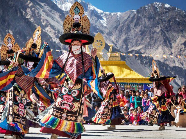 Ladakh-Festival