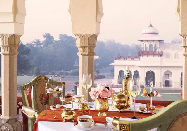 honeymoon at rambagh palace jaipur