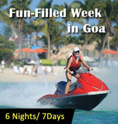 Fun Filled Week in Goa