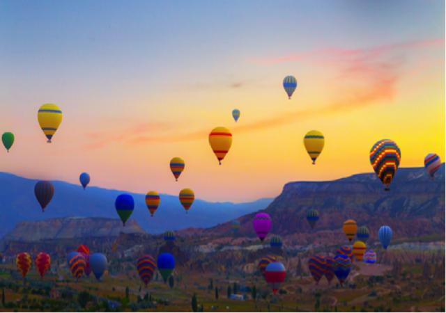 Balloon Riding
