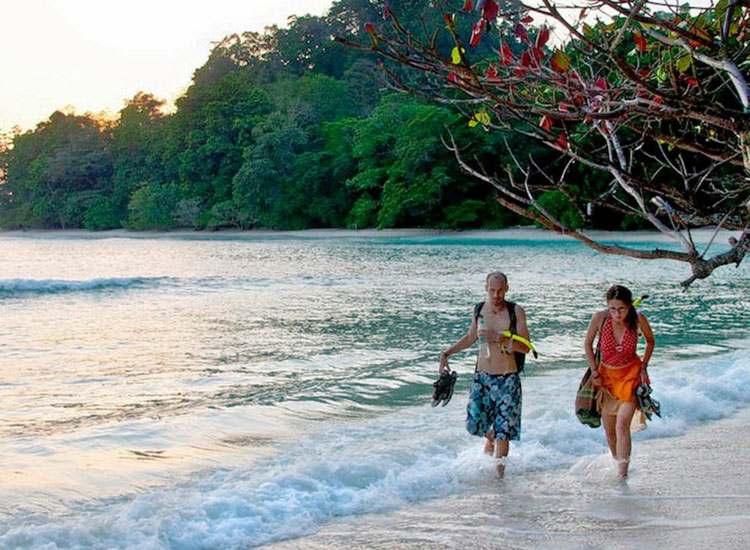 Cove Beach, Andaman