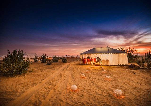 Desert Camp of Thar