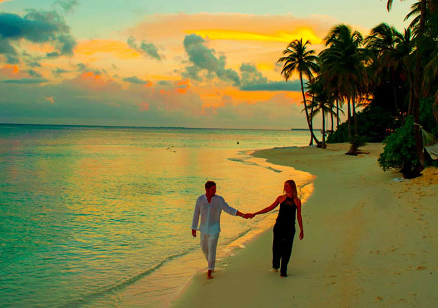 Places to Visit on Valentine's Day in India in Andaman