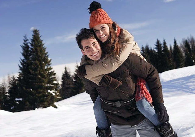 Places to Visit on Valentine's Day in India in Kashmir