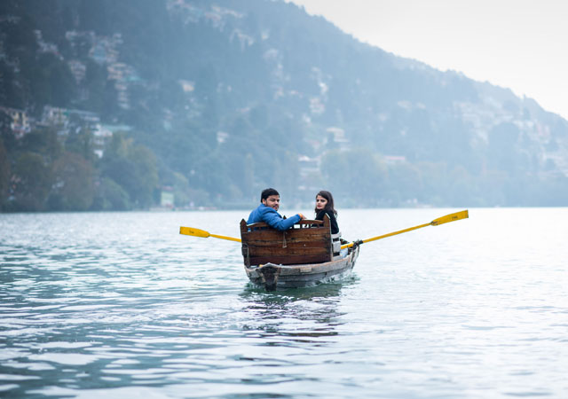 Places to Visit on Valentine's Day in India in Nainital