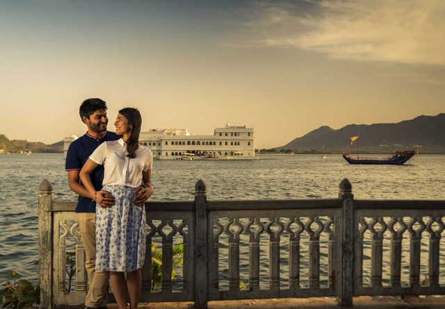 Romantic Places to Go on Valentine's Day in udaipur
