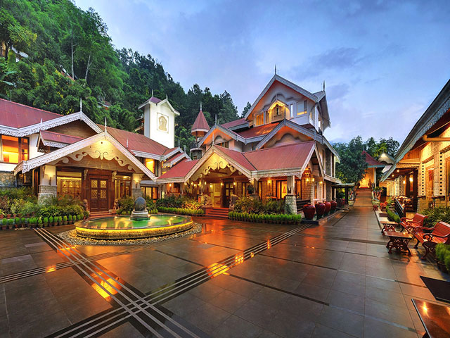 Mayfair Spa Resort & Casino in Gangtok