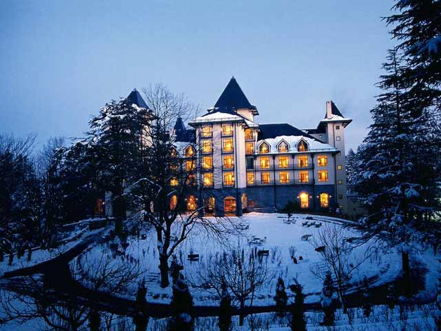 Wildflower Hotel in Shimla