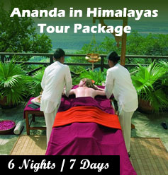 Ananda in Himalayas Tour