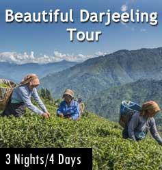 Darjeeling Tour Package in India