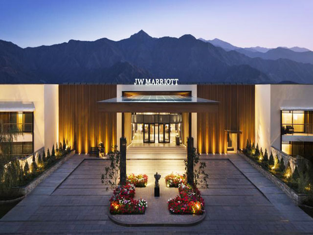 JW Marriott Mussoorie Walnut Grove Resort