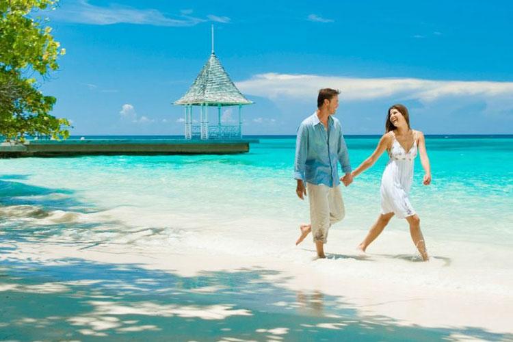 Lakshadweep honeymoon