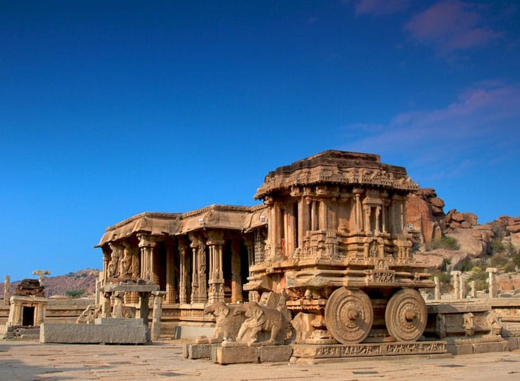hampi in karnataka: places to visit in winter in south india