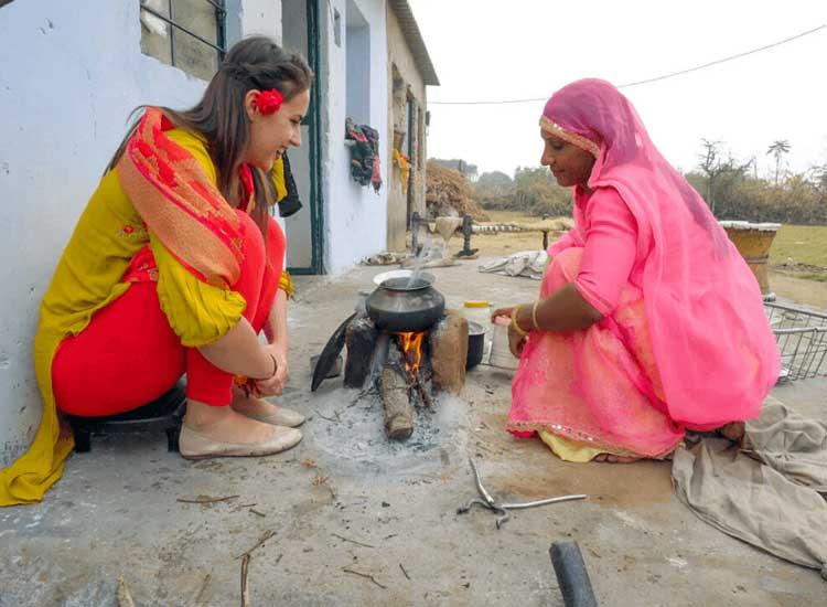 Meet Indian people