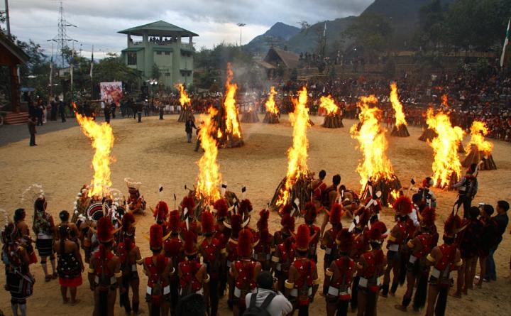hornbill festival in nagaland 2020