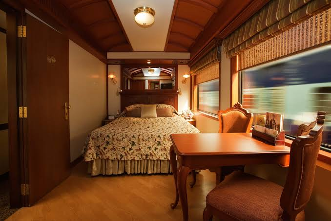 luxury train excusions: top things to do in winter in india