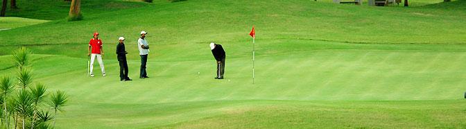 Indian Golf Tour with Taj