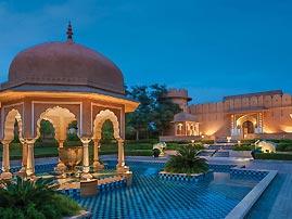 Oberoi Rajvilas Jaipur