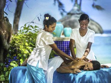 Luxury Spa, Ayurveda and Yoga