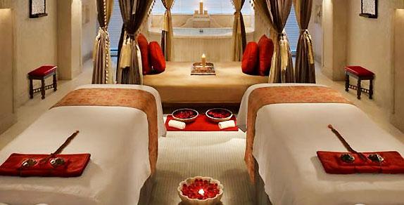 Spa - Ayurveda Hotel & Resorts