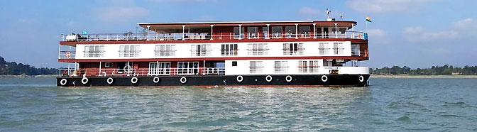 Sunderbans Luxury Cruise