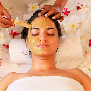 Spas and Ayurveda Resorts in North India