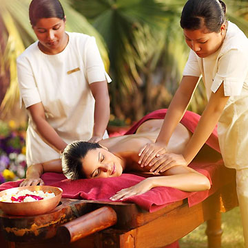 Spas and Ayurveda Resorts in West India