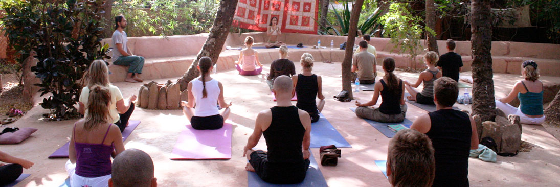 Yoga Mediraion