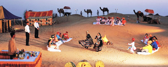 Tours to Rajasthan