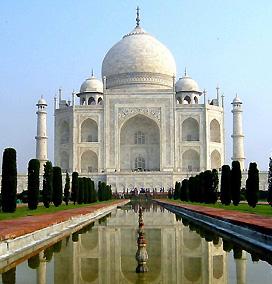 Taj Mahal with Bandhavgarh