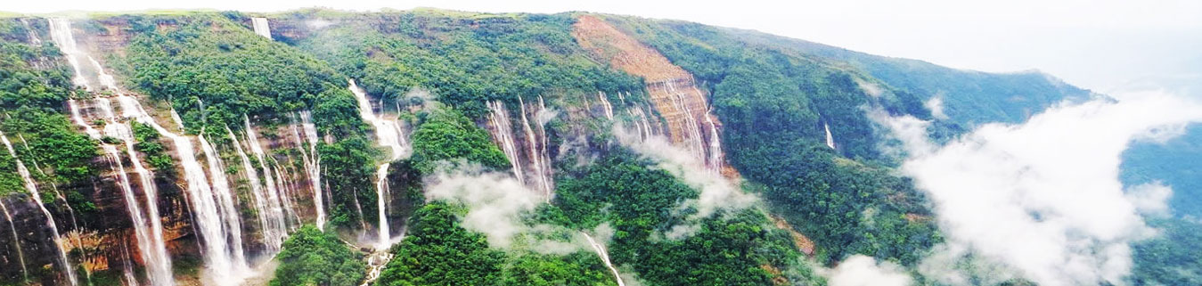 Cherrapunji Tour Packages