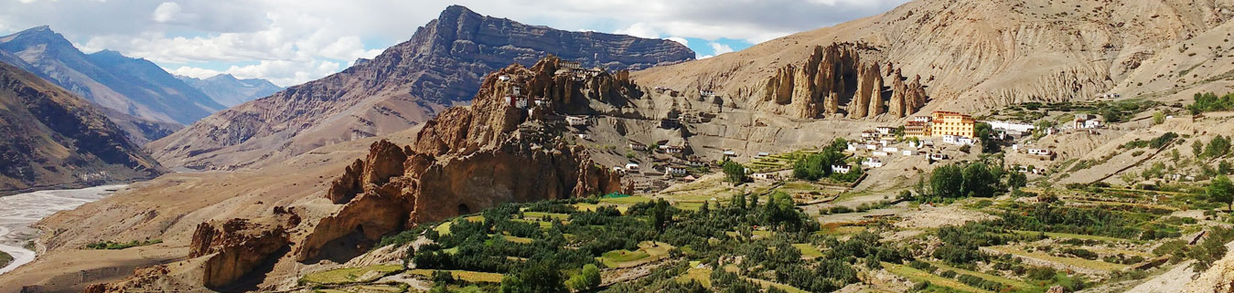 Spiti Tour Packages