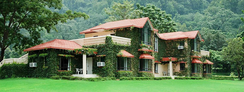 Corbett_Ramganga_Resort_Exterior