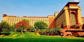 Ashok Hotel, New Delhi