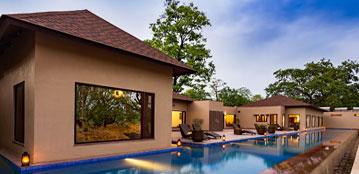 Bagh Villas Jungle Camp & Spa, Kanha