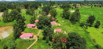 Camp Dev Vilas, Kanha